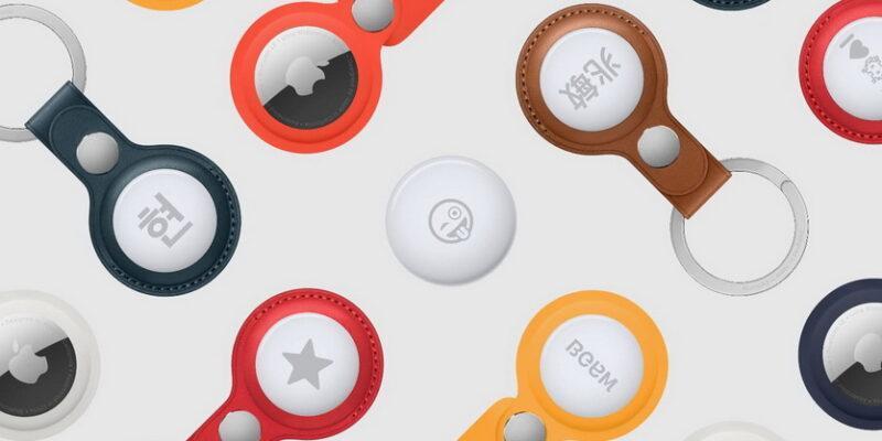 Apple наградила дизайнеров AirTag (how works airtag 08)
