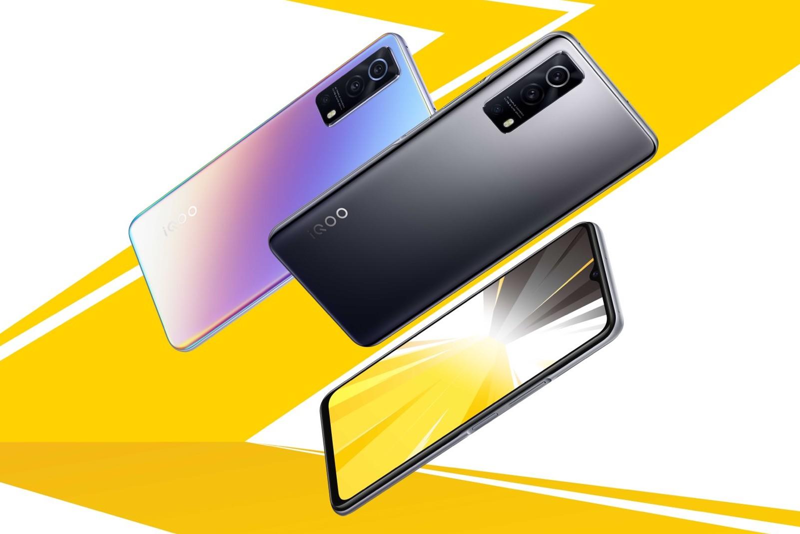 Смартфон iQOO Z5 представят 23 сентября (iQOO Z3 5G Featured A)