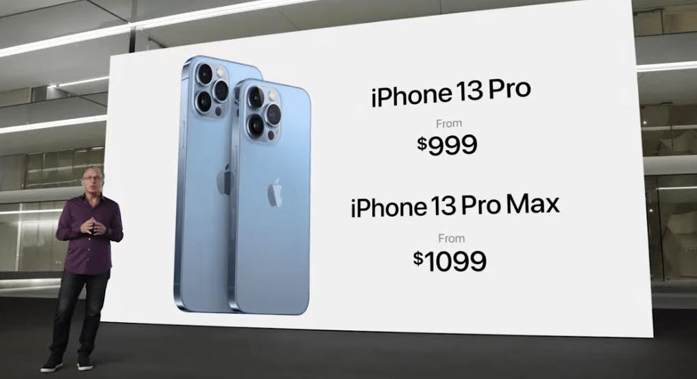 Apple показала iPhone 13 Pro и iPhone 13 Pro Max официально (image 13)