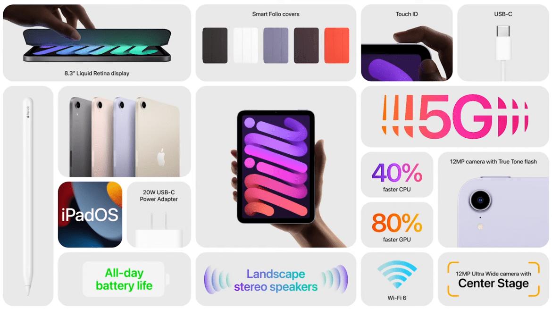 Apple показала новый iPad mini на сентябрьской презентации (image 4)