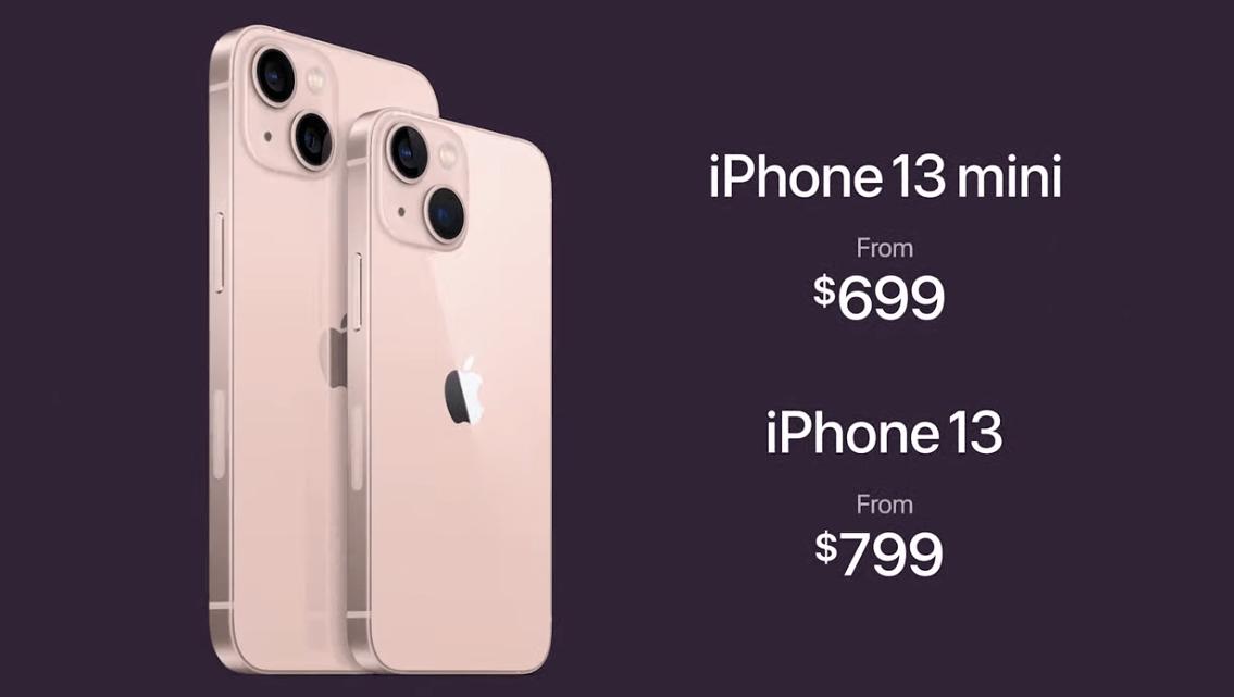 Apple представила iPhone 13 и iPhone 13 mini (image 9)