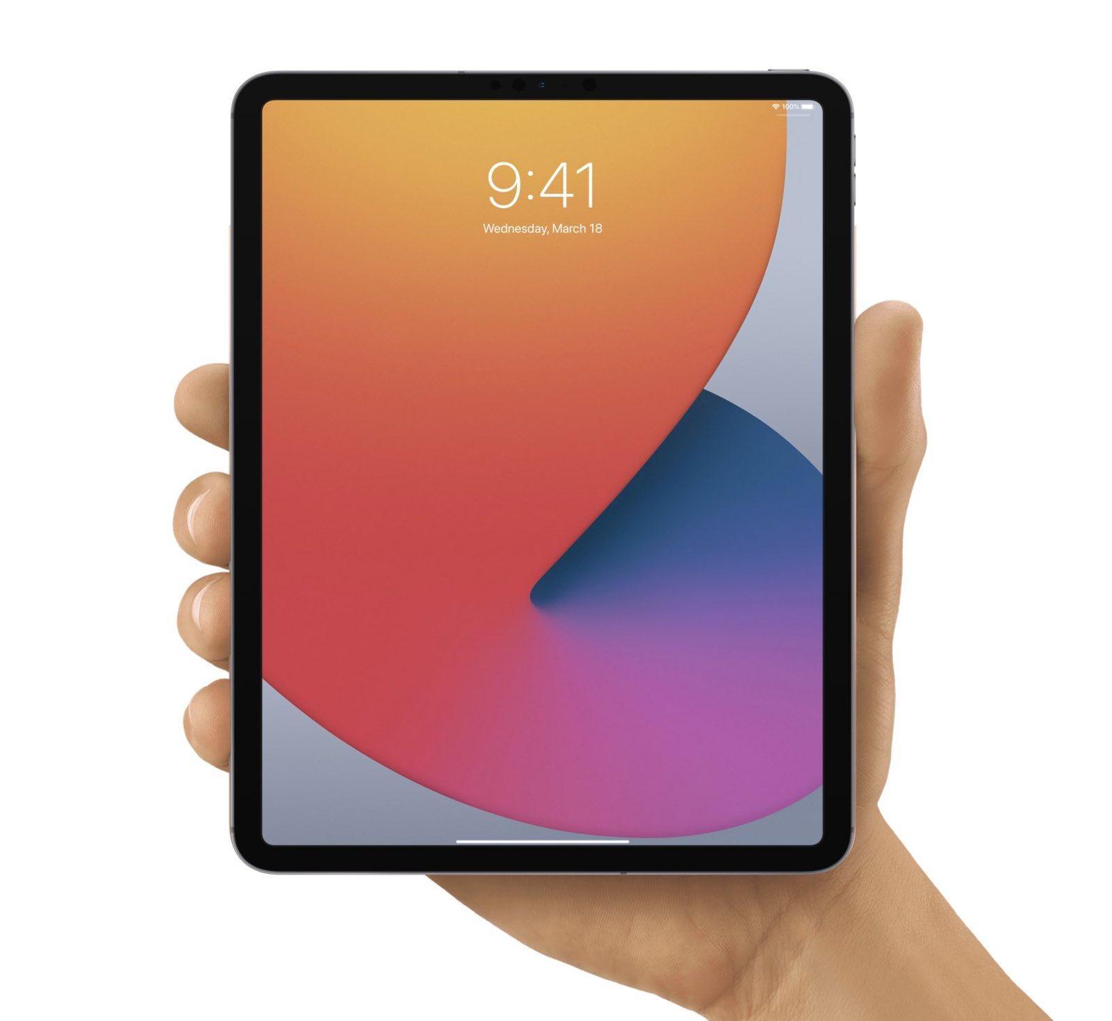 Новые изображения iPad mini 6 указывают на поддержку Apple Pencil 2го поколения