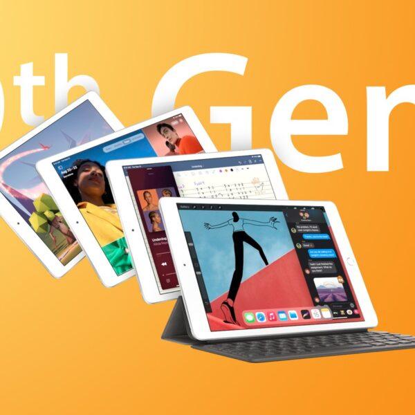 Apple может представить сегодня iPad 9 (ipad nona generazione ispazio 1)