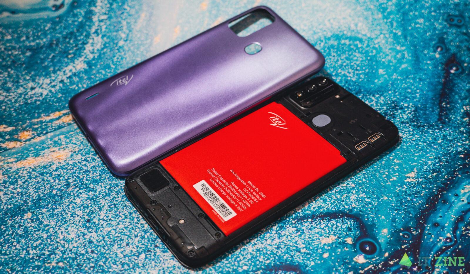Обзор Itel A48: недорогой смартфон с LTE для школьников (itel A48 14)