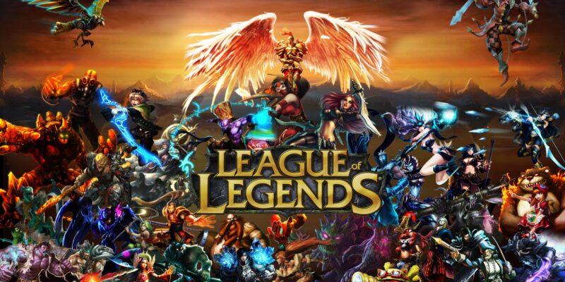 League of Legends ужесточает политику по отношению к игрокам, злоупотребляющим AFK (league of legends characters poster 5000x3000 xtrafondos.com)