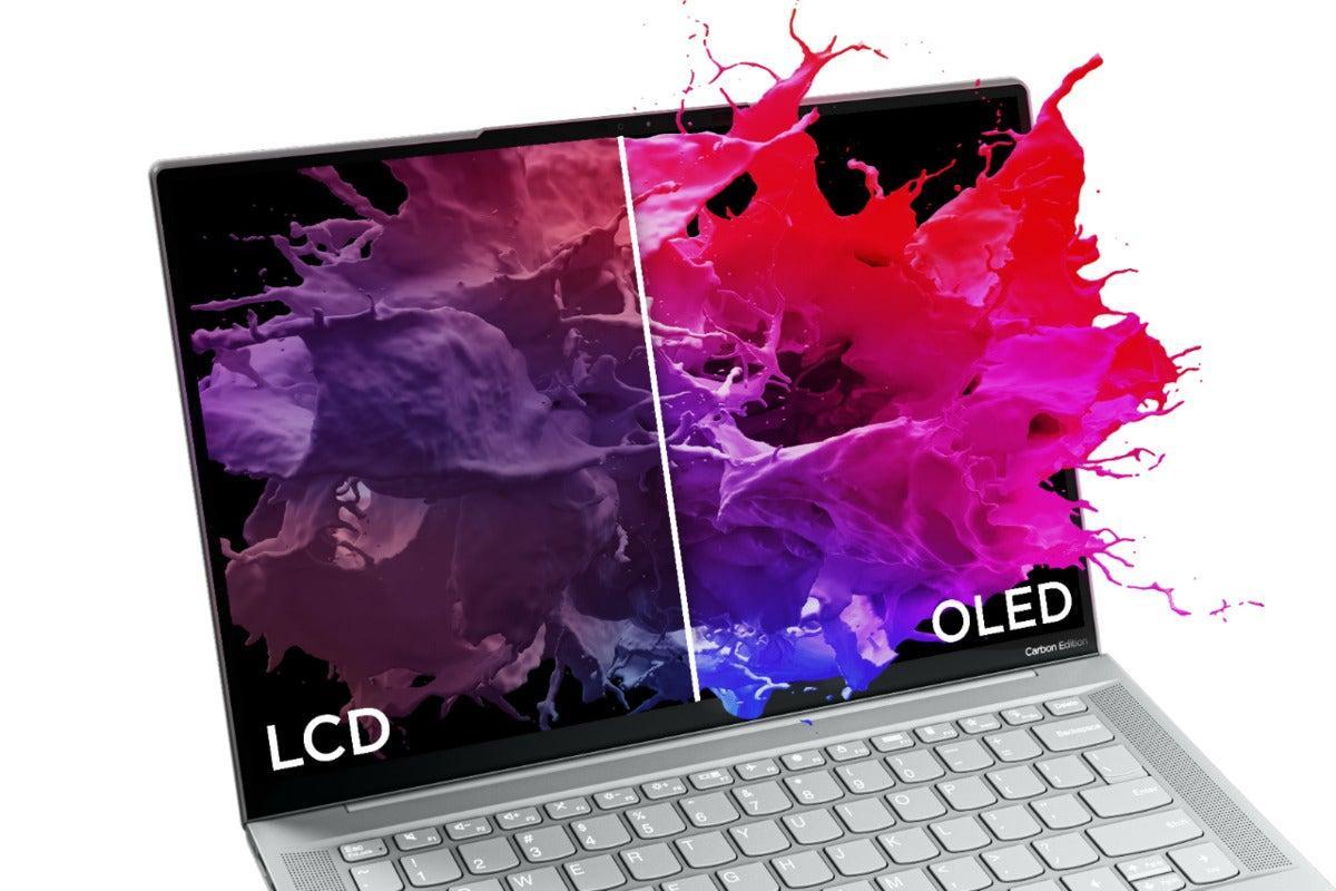 Первые ноутбуки Lenovo с Windows 11 работают на Ryzen (lenovo ideapad slim 7 carbon oled display 100901691 large)