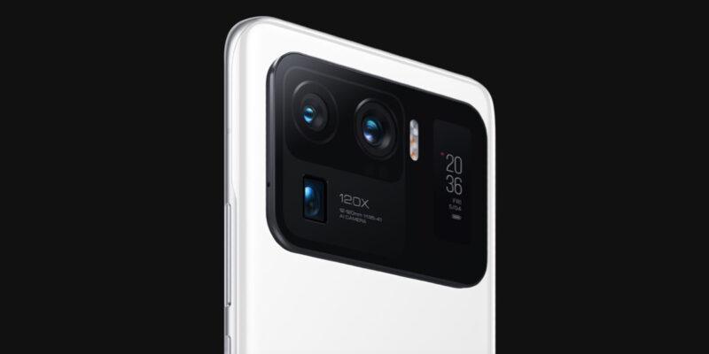 Новый флагман Xiaomi получит две основные камеры с разрешением 200 и 50 мегапикселей. (mi 11 ultra image feat)