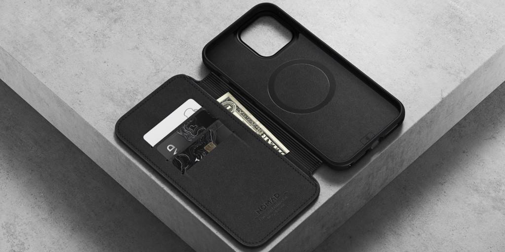 Всё что нужно знать о чехлах Nomad для iPhone 13 (nomad iphone 13 leather folio)
