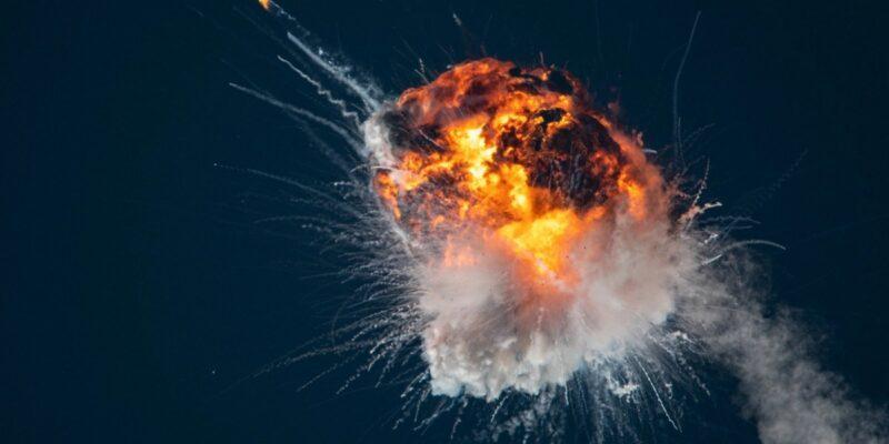 Первый тестовый запуск ракеты FireFly Alpha завершился взрывом через две минуты (nsf 2021 09 03 03 19 38 433)