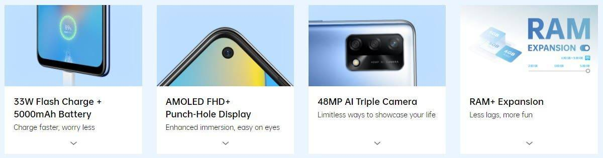 В сеть слили технические характеристики смартфона Oppo F19s (oppo)