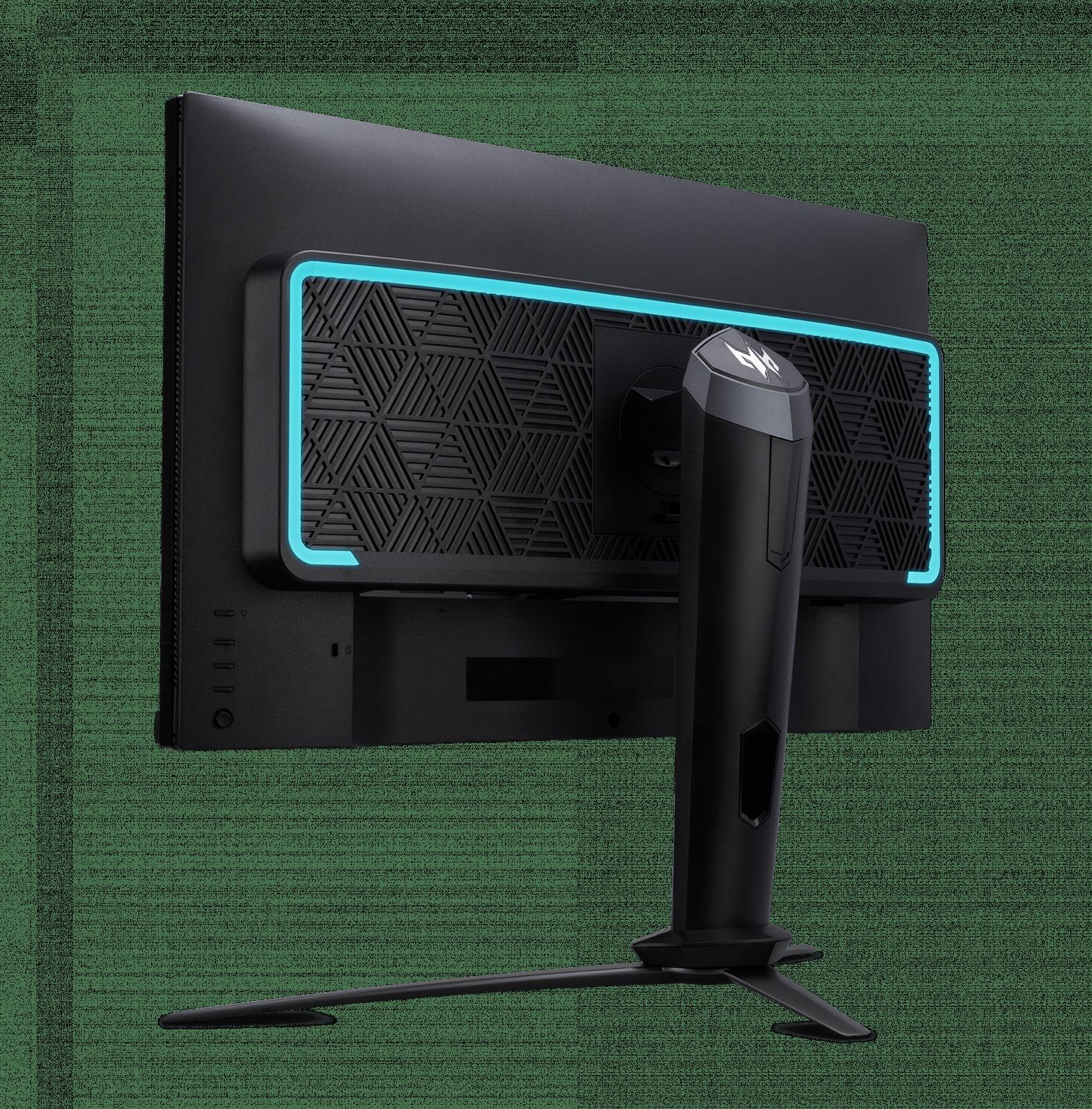 Acer представила игровой монитор Predator XB273UNV (predator monitor xb3 series xb273un v 07)