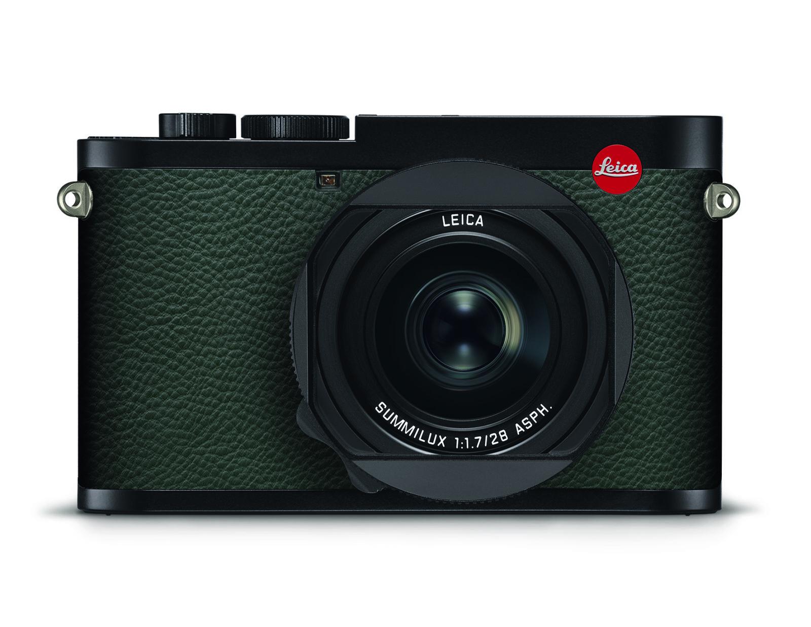 "Leica представила «камеру Бонда» — Leica Q2 ""007 Edition"" (q2 007 front cmyk)"