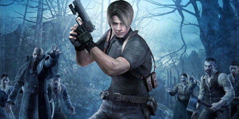 Resident Evil 4 выйдет для VR 21 октября (resident evil 4)