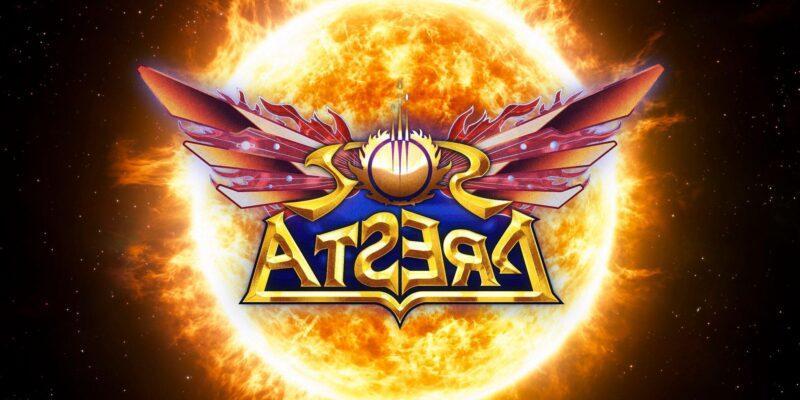 Аркадный шутер Sol Cresta выйдет в декабре вместе с сюжетным DLC (sol cresta revealed platinumgames 36 years in the making space shooter sequel)