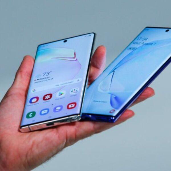 Samsung не продлила права на товарный знак Galaxy Note (tagreuters.com2020binary LYNXNPEG6S0DQ BASEIMAGE 1280x720 1)