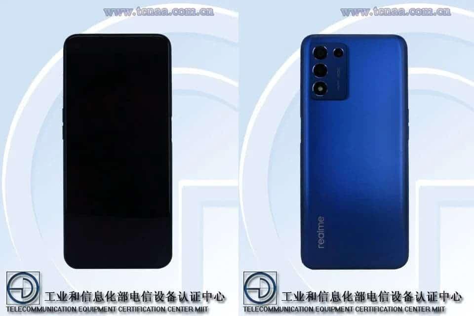 В сеть слили характеристики смартфона Realme Q3s (thong tin Realme Q3s 2)