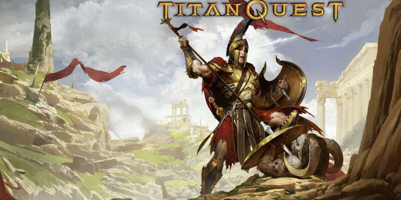 Titan Quest и Jagged Alliance можно получить бесплатно до 23 сентября (titan quest switch hero)