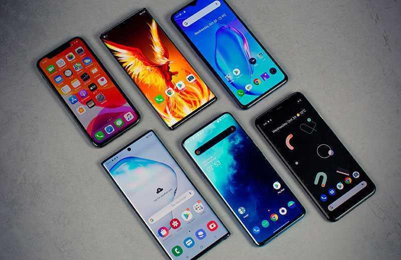 Топ-10 самых мощных смартфонов среднего класса в августе (top 10 luchshih smartfonov 2020)