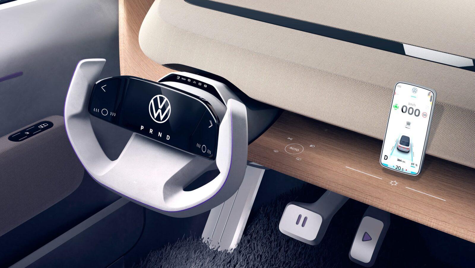 Volkswagen представил новый концепт-кар ID.Life на IAA MOBILITY 2021 в Мюнхене (volkswagen id life 2021 10)