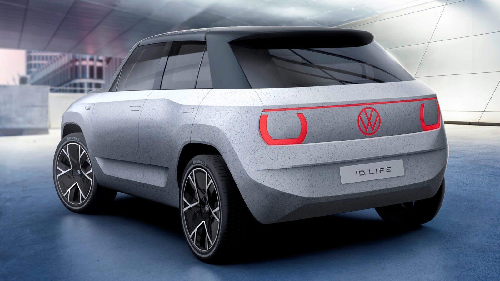 Volkswagen представил новый концепт-кар ID.Life на IAA MOBILITY 2021 в Мюнхене (volkswagen id life 2021 9)