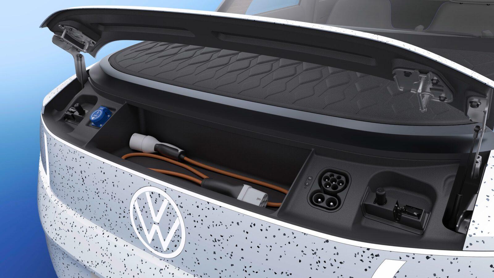 Volkswagen представил новый концепт-кар ID.Life на IAA MOBILITY 2021 в Мюнхене (volkswagen id life 2021)