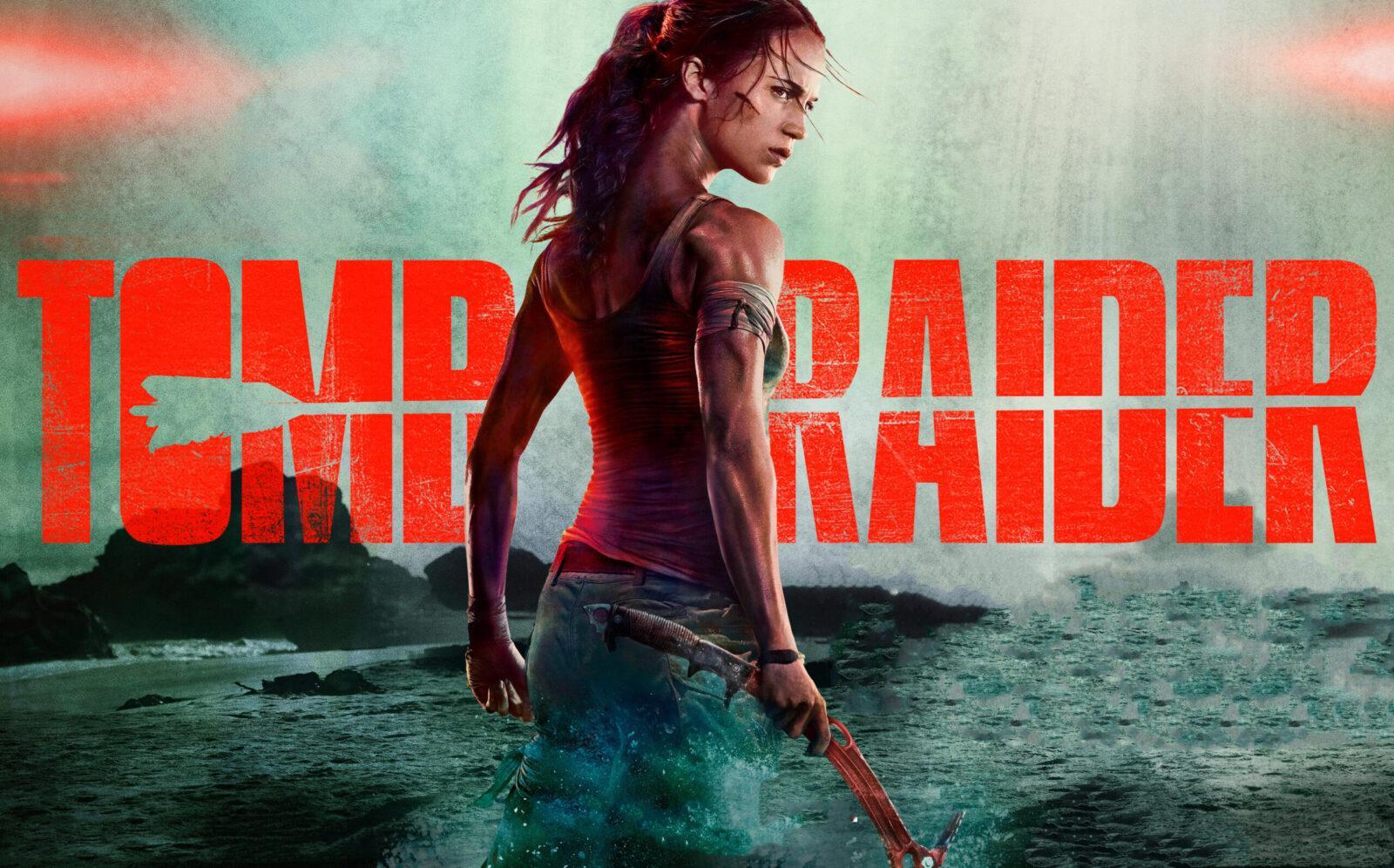 Аниме-сериал по Tomb Raider появится на Netflix (wallpapersden.com tomb raider 2018 4000x2490 scaled)
