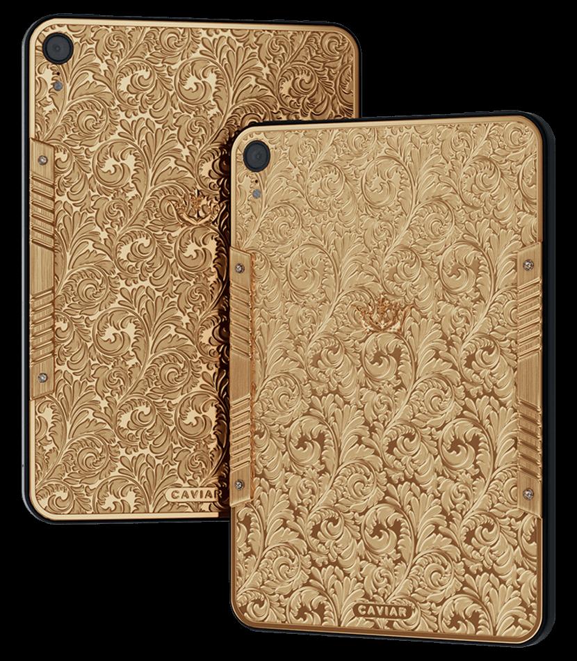 Caviar представила PS5, iPad mini, AirPods Max и iPhone 13 в золотом корпусе (1)