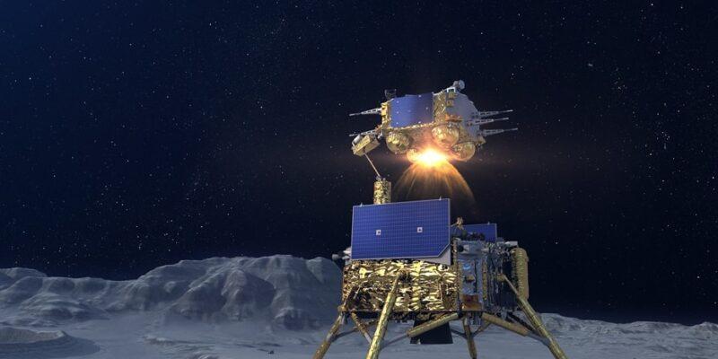 Чанъэ-5 нашел самые молодые вулканические породы Луны (123 2)