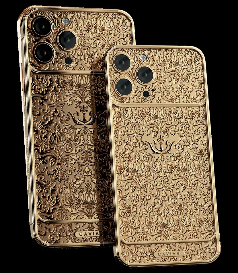 Caviar представила PS5, iPad mini, AirPods Max и iPhone 13 в золотом корпусе (2)
