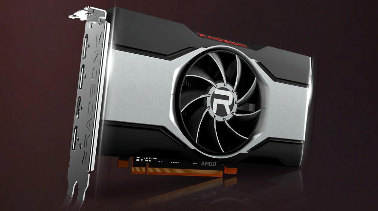 AMD выпустила графические карты Radeon RX 6600 (256854 O)