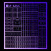 Графический процессор Apple M1 Max в 3 раза быстрее, чем M1 по тестам Metal (45175 87888 211021 M1Max xl)