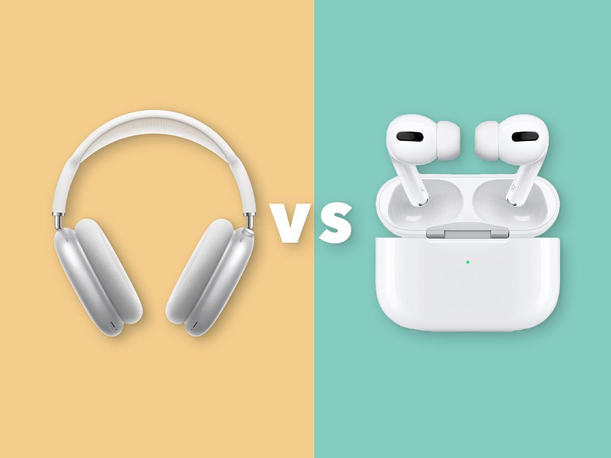 Поиск Apple AirPods Pro и AirPods Max станет проще, благодаря режиму Lost Mode (AirPods Pro vs AirPods)