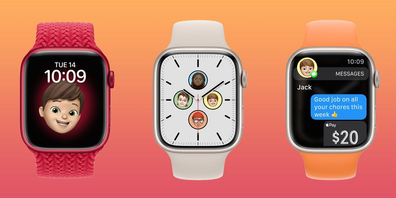 Старт продаж Apple Watch Series 7: уже можно заказать (Apple Watch Series 7)