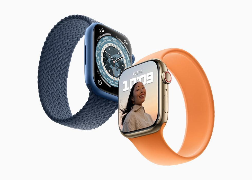 Начинается предзаказ Apple Watch series 7, наконец-то известны цены (Apple watch series7 availability hero 10052021 big.jpg.large)