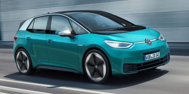 Бестселлер Volkswagen ID.3: за первый год марка привлекла около 70 000 новых клиентов (Article 168606 860 575)