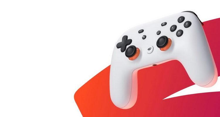 Все что нужно знать об облачном игровом сервисе Google Stadia (Google Stadia Logo Controller 1)