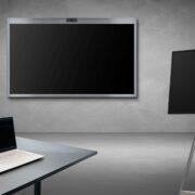 LG сделала новые дисплеи LG One: Quick для бизнеса (LG One Quick 01)