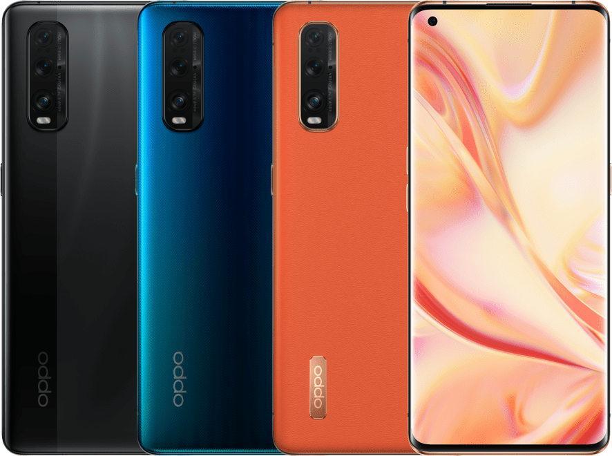 Скидки на смартфоны OPPO в честь открытия магазина на Яндекс.Маркете (OPPO Find X2 colors)