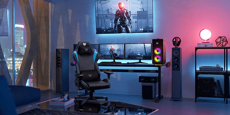 Acer дополняет линейку настольных игровых ПК новой мощной моделью Predator Orion 7000 (PREDATOR ORION 7000 PO7 640 Lifestyle 01)