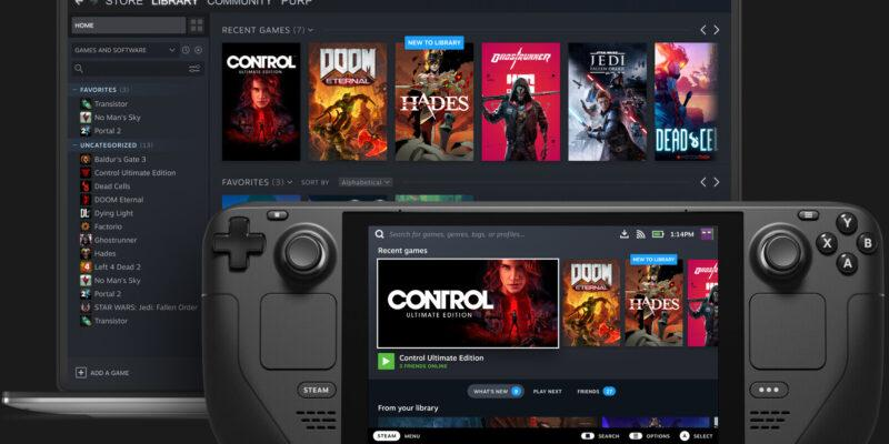 Valve опубликовала видео разборки Steam Deck (QvFTO51wVXyk6b39CYKD2A)