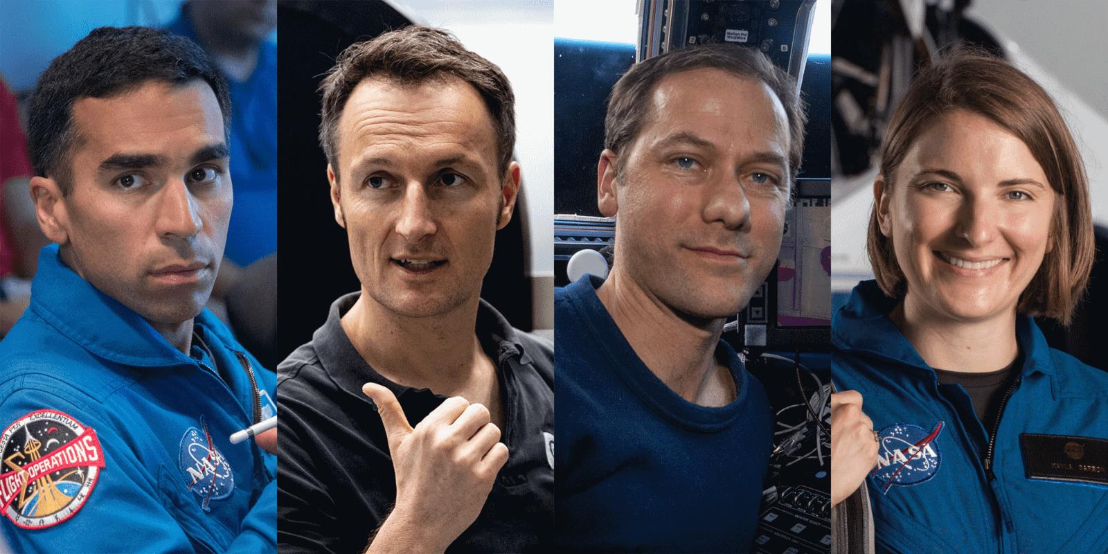 NASA сообщила дату следующего запуска астронавтов SpaceX (SpaceX Crew 3 members)