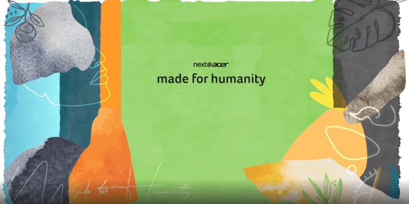 Прямая трансляция презентации Acer Next 2021: создано для человечества (acer next)