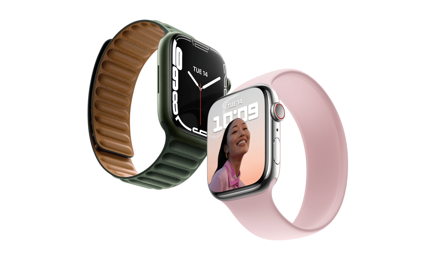 Цены Apple Watch Series 7 слили в сеть за час до начала предзаказа (apple watch series 7 featured)