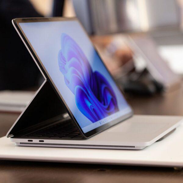 Отличие Surface Laptop Studio и Surface Pro 8 от ноутбуков других разработчиков (bfarsace 210921 4770 0019.0)