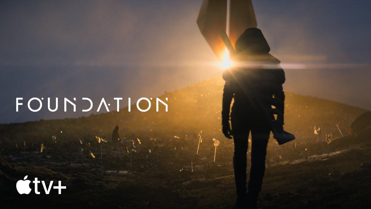 Шоу Foundation на Apple TV+ продлили на второй сезон (cors4)