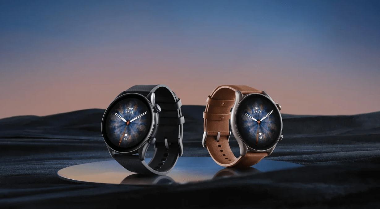 Amazfit выпустил новые часы GTS 3, GTR 3 и GTR 3 Pro (image 27)