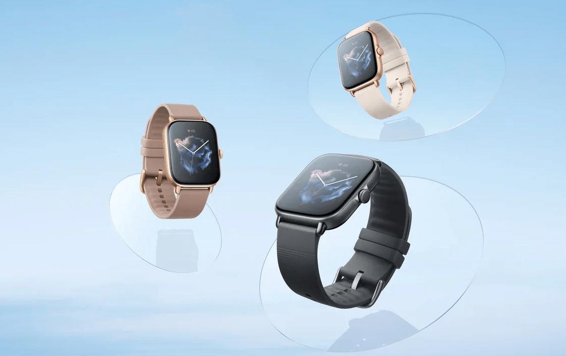 Amazfit выпустил новые часы GTS 3, GTR 3 и GTR 3 Pro (image 28)