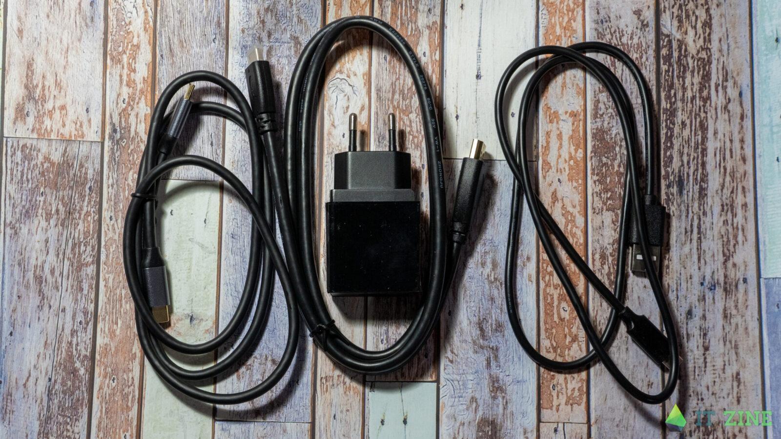 Набор кабелей в комплекте Acer AOPEN