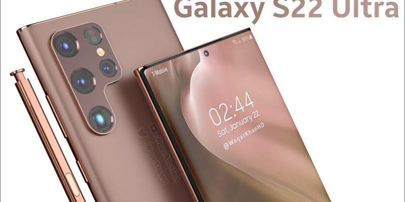 У Samsung Galaxy S22 Ultra будет слот для S Pen и необычная форма камеры (maxresdefault 2)
