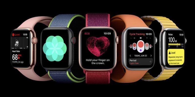 Даты предзаказа Apple Watch Series 7 перенесены на ноябрь/декабрь (watchos 7 1)